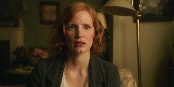 潔西卡雀絲坦飾演《牠:第二章》中,長大成人的貝芙莉。