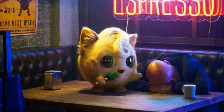 《名偵探皮卡丘》(Detective Pikachu) 的可愛胖丁。