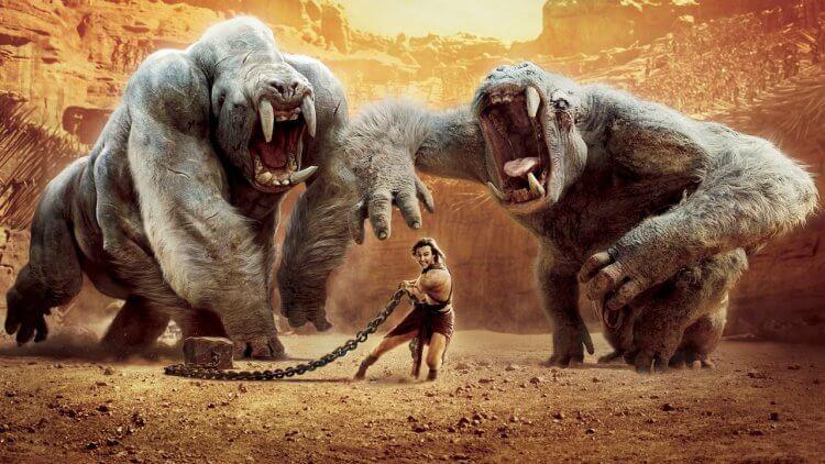2012迪士尼《異星戰場:強卡特戰記》(John Carter)