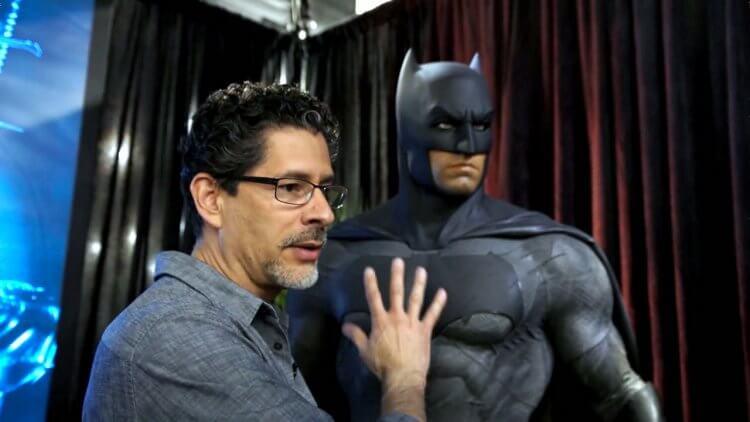 何塞費南德茲 (Jose Fernandez) 打造「蝙蝠俠」服裝。