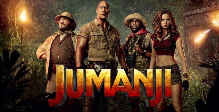 巨石強森加入後的《野蠻遊戲:瘋狂叢林》,票房表現十分搶眼,讓片商願意推出更多續集。