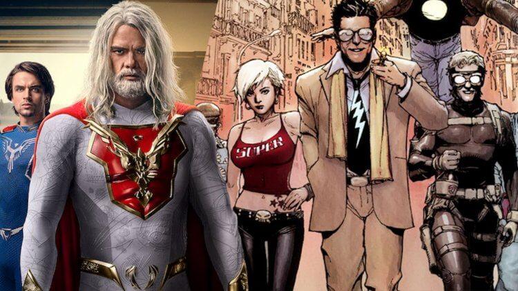 主角換壞人當 !《朱比特傳奇》第二季遭腰斬,官方宣佈開發「反派」衍生劇《Supercrooks》首圖