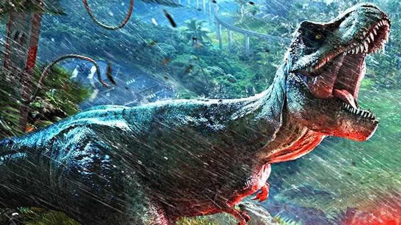 前所未見的全新恐龍!《侏羅紀世界》最新短片將與《玩命關頭:特別行動》搭配播映首圖