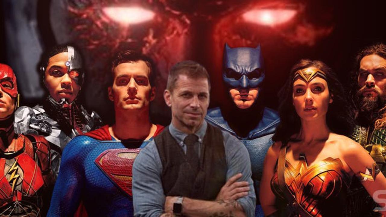 查克史奈德公開被刪減的《正義聯盟》大反派達克賽德( Darkseid )圖像首圖