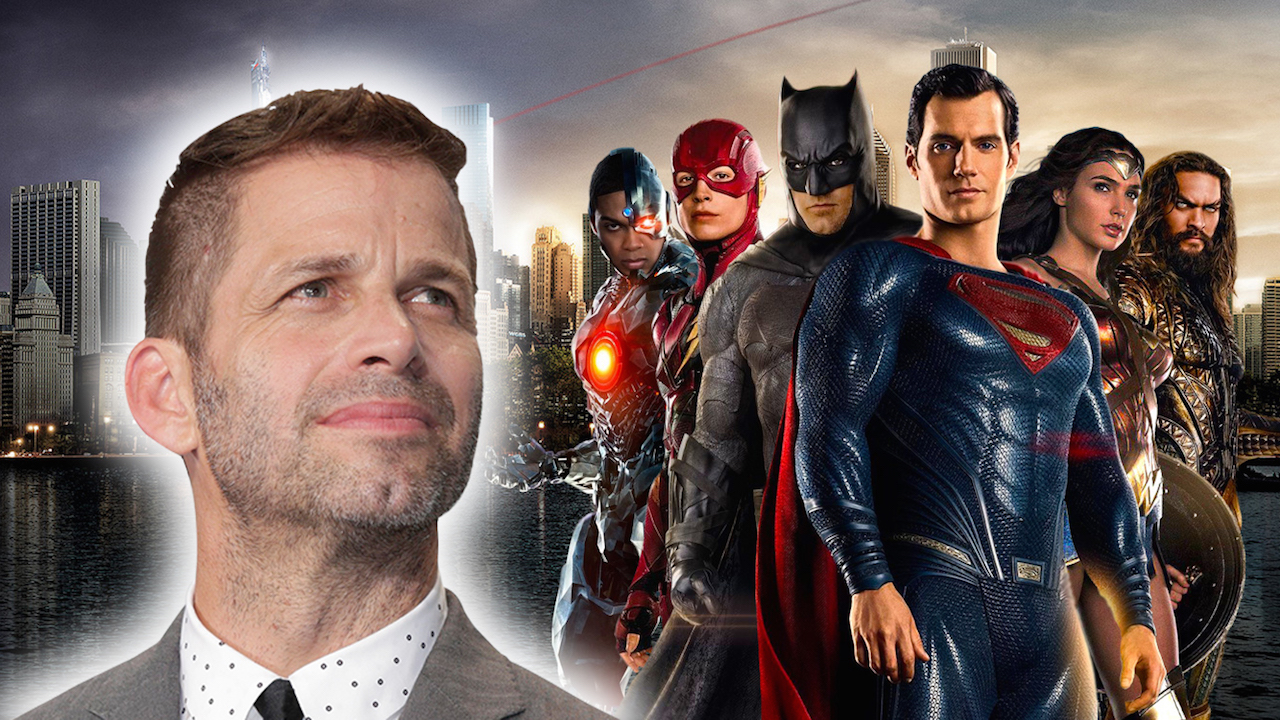 《正義聯盟》掀起的DC宇宙腥風血雨史(二):真的有史奈德剪輯版嗎?薛丁格的貓也不知道首圖