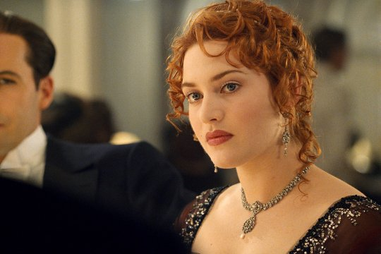 凱特溫絲蕾從眾多女星當中脫穎而出,演出《鐵達尼號》