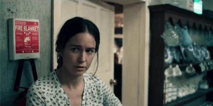 《異形:聖約》《怪獸與他們的產地》影星凱薩琳華特斯頓 (Katherine Waterston) 與裘德洛合演影集《The Third Day》。
