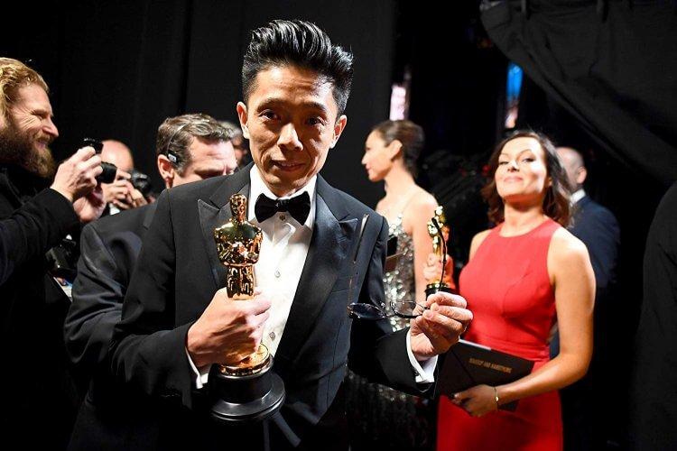 辻一弘榮獲奧斯卡最佳化妝與髮型設計獎。