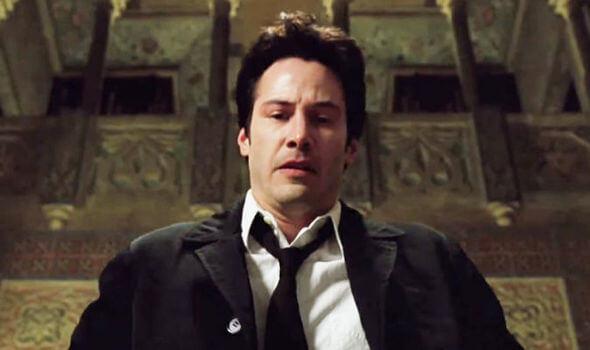 《康斯坦汀:驅魔神探》裡的康斯坦汀是由基努李維飾演。