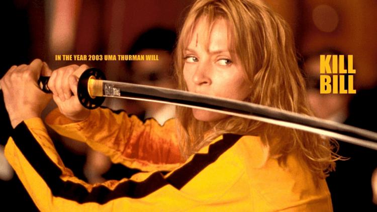 《追殺比爾》15 年來大哉問 (上):《追殺比爾》系列是一部還是兩部電影?還有完整版是怎麼回事?首圖