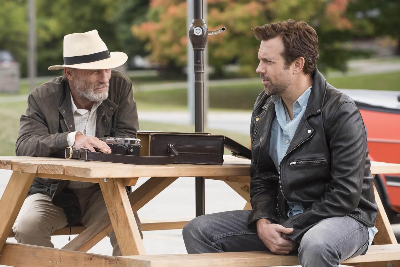 艾德哈里斯與傑森蘇戴西斯在電影《拾光人生》中內斂演繹父子情。