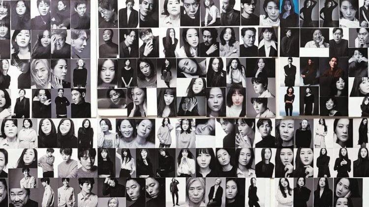 韓國電影振興委員會遴選200位代表性演員推向國際,入選者有望與全球知名媒體合作成為下一位韓流之光!首圖