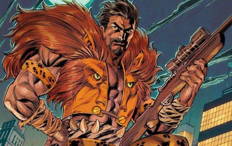 漫畫角色獵人克萊文正在開發電影,據傳索尼有意發基努李維主演。。