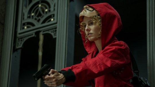 《紙房子》將在第四季繼續劫盜