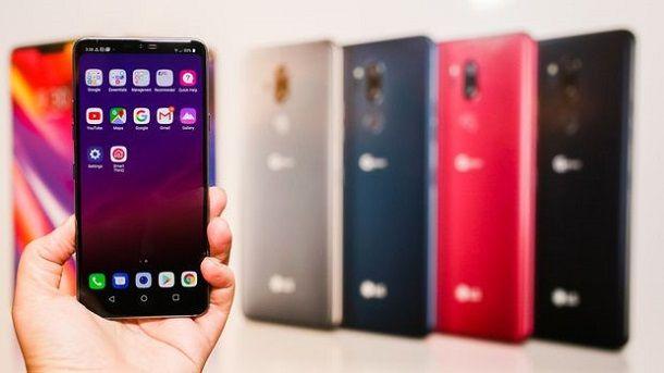LG G7 ThinQ 手機