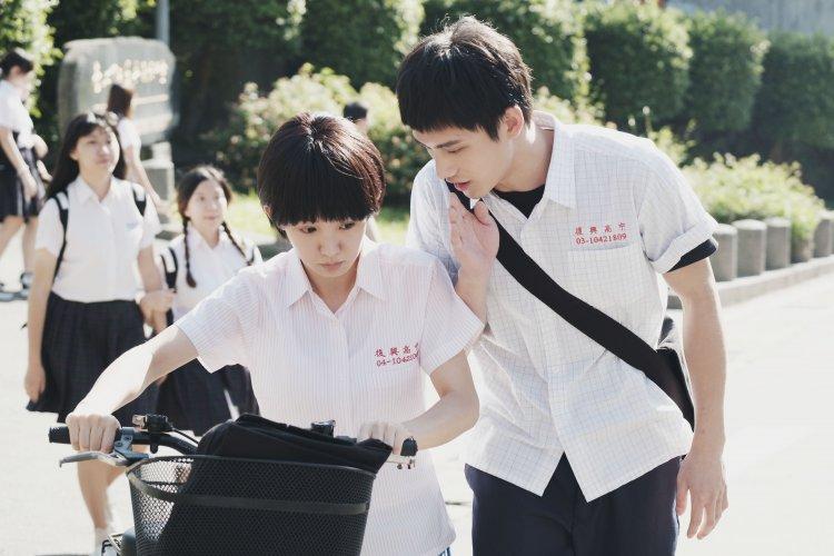 郭書瑤與范少勳在影集《通靈少女》第二季中合作愉快,范少勳直說瑤瑤照顧劇組十分貼心。