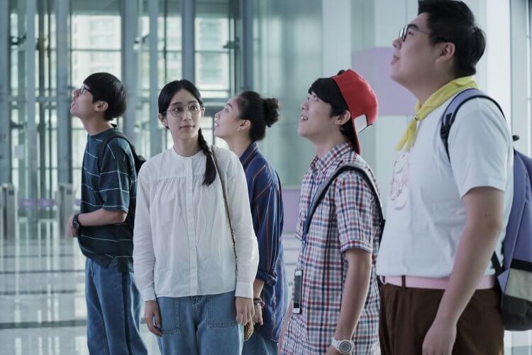 温貞菱表示參加影集《通靈少女》第二季演出,和郭書瑤、范少勳等人共演十分開心。