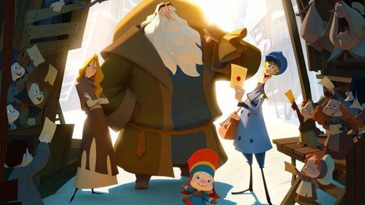Netflix 原創動畫《克勞斯:聖誕節的秘密》廣受好評,獲得有動畫奧斯卡之稱的安妮獎 7 項提名。