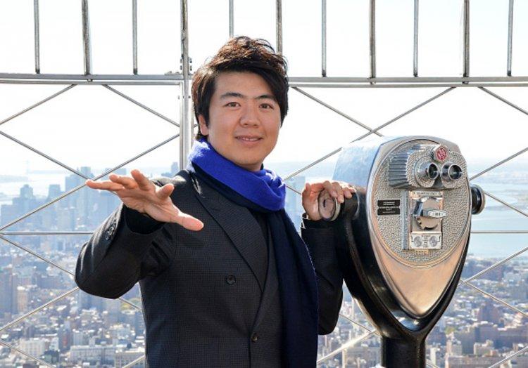 中國鋼琴家郎朗。