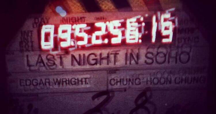 艾德格萊特的恐怖新片《Last Night in Soho》目前仍處於拍攝階段,預計 2020 年秋季上映。