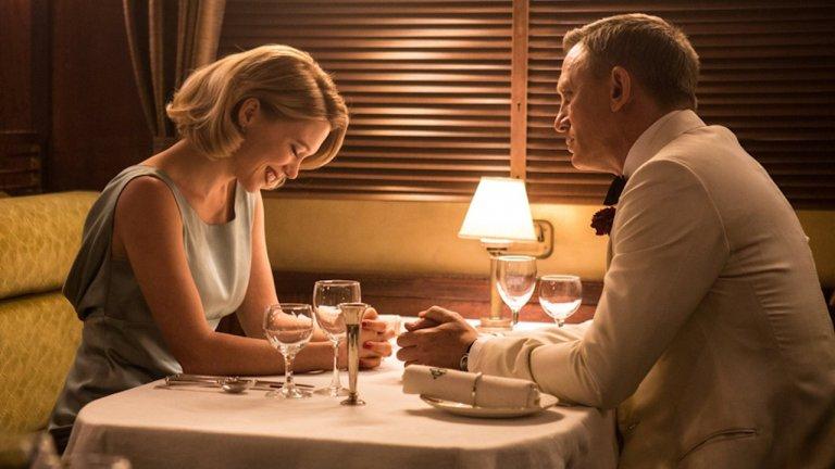 詹姆士龐德將在《007:生死交戰》死會?四海為家的倜儻特務感情準備住套房了嗎?