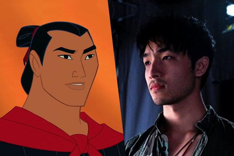 《花木蘭》真人版電影沒有李翔將軍。