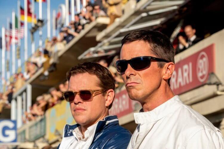 改編自真實福特與法拉利的昔日頂尖䈢車對決,《賽道狂人》電影由麥特戴蒙與克里斯汀貝爾兩大男神雙主演。