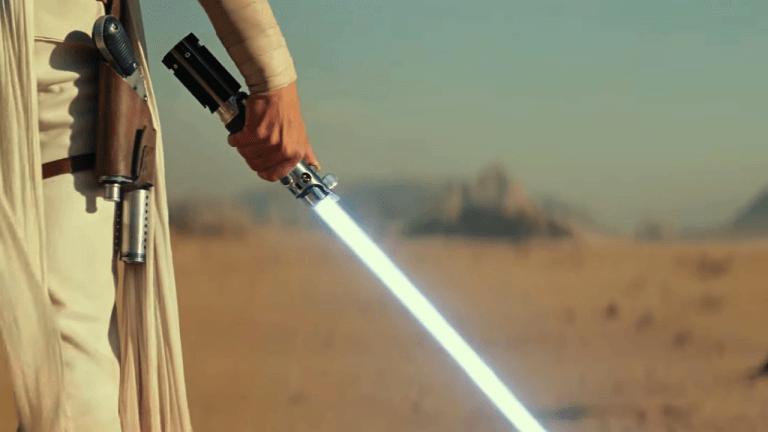 見證星戰歷史的藍光劍,將於《STAR WARS : 天行者的崛起》再度重現江湖