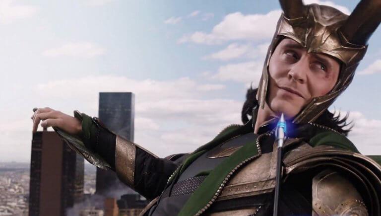 惡作劇之神「洛基」(Loki) 。