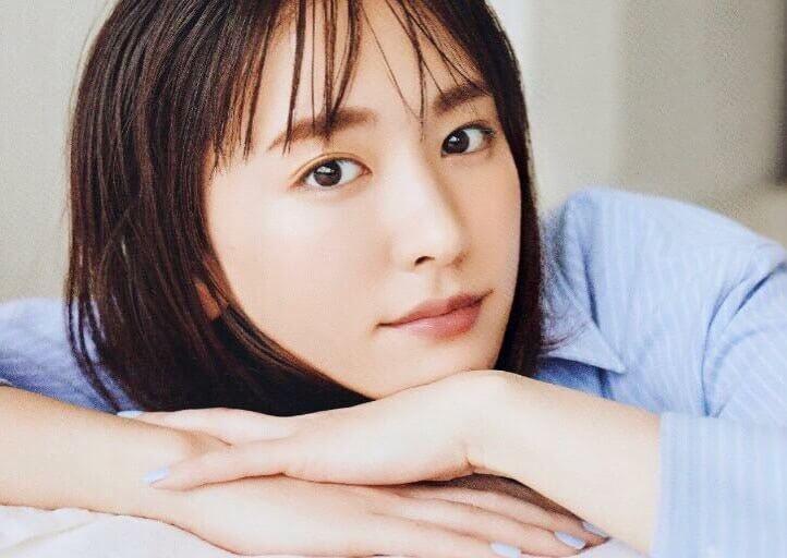 日本女星新垣結衣。