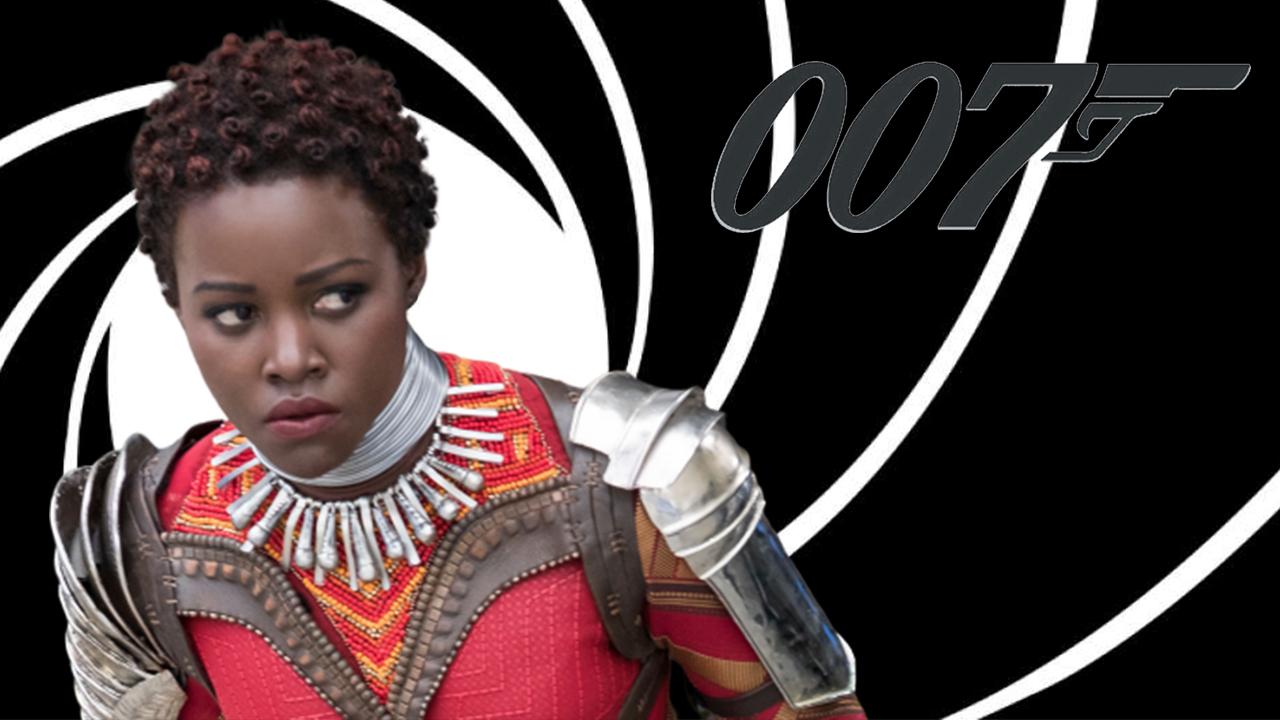 新 007 龐德女郎來自瓦干達?傳「黑豹」前女友露琵塔尼詠歐有望出任首圖