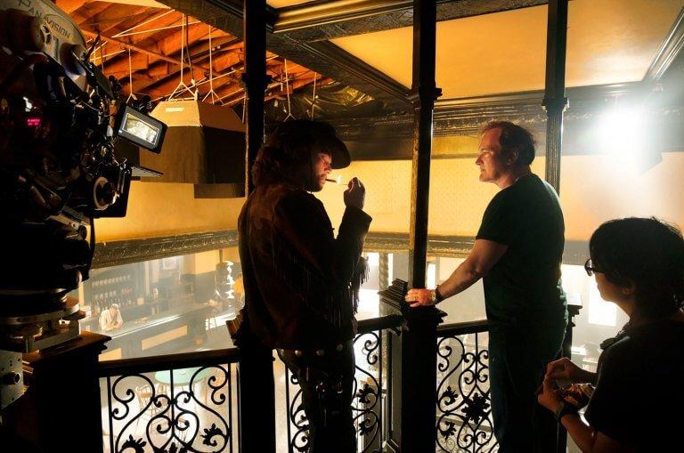 昆汀塔倫提諾導演新片,改編自真人實事的《好萊塢殺人事件》即將於 2019 年上映。
