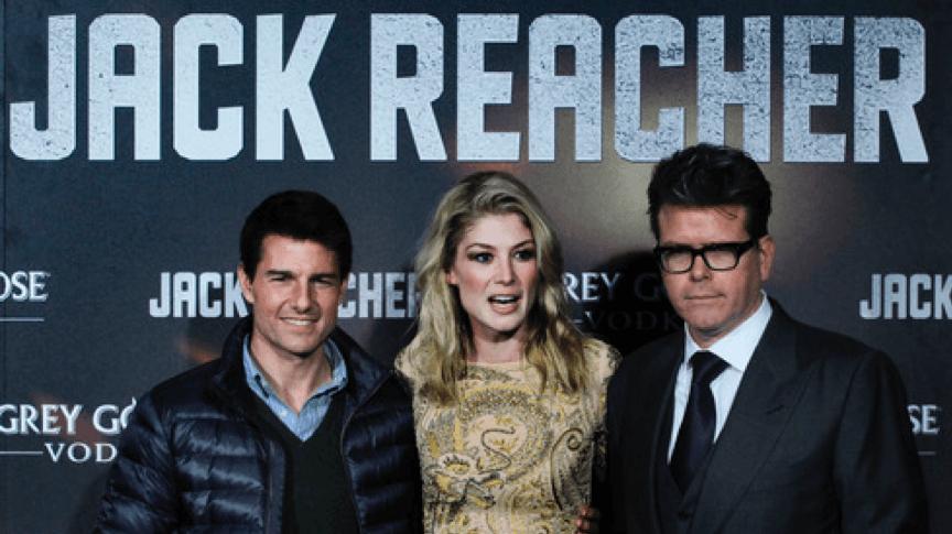湯姆克魯斯 與 克里斯多福麥奎里, 再度於《 神隱任務 》(Jack Reacher)