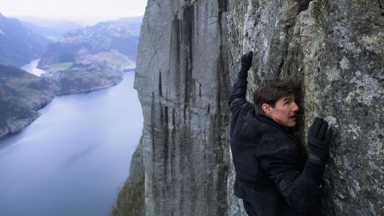 阿湯哥成就動作冒險傳奇《不可能的任務 : 全面瓦解》最終預告釋出