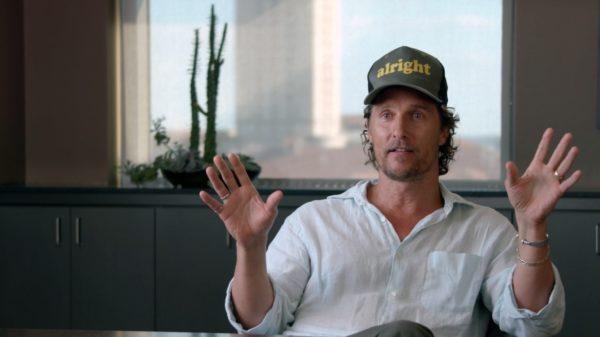 馬修麥康納 (Matthew McConaughey) 將任職教授
