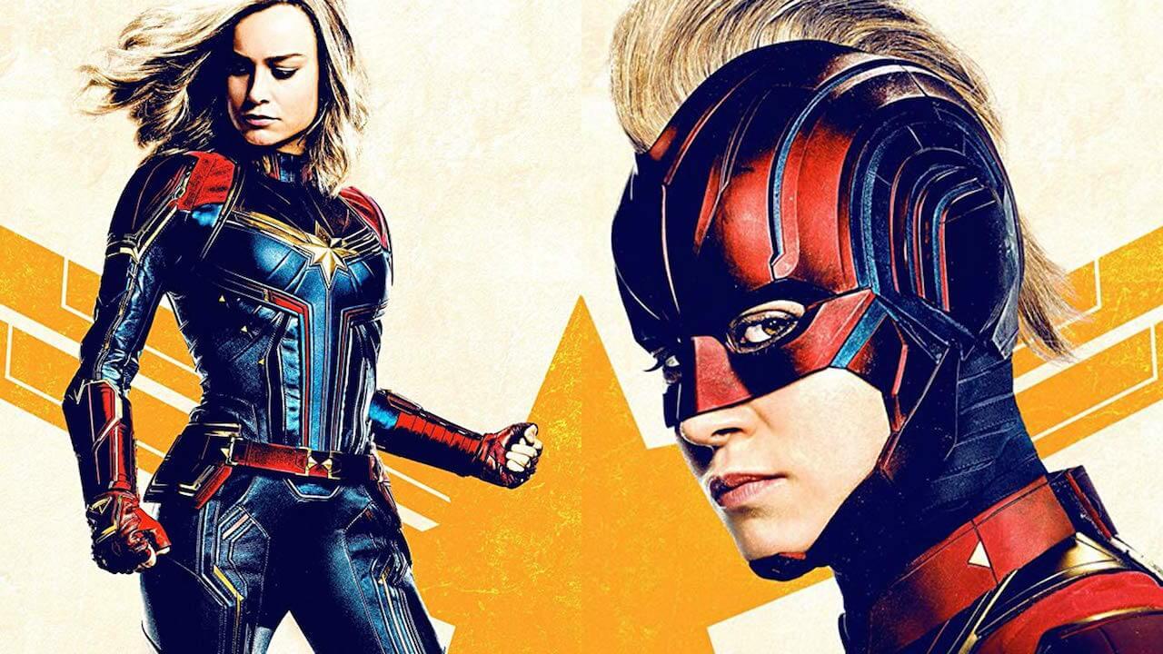漫威 2019 年超級英雄電影《驚奇隊長》,布麗拉森飾演的卡蘿丹佛斯擁有扭轉一切的雙星之力。