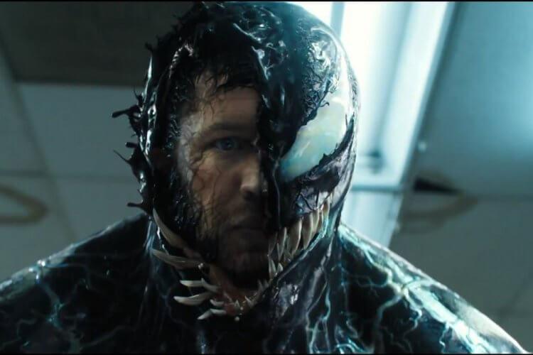 湯姆哈迪 (Tom Hardy) 飾演的艾迪布洛克 (Eddie Brock)