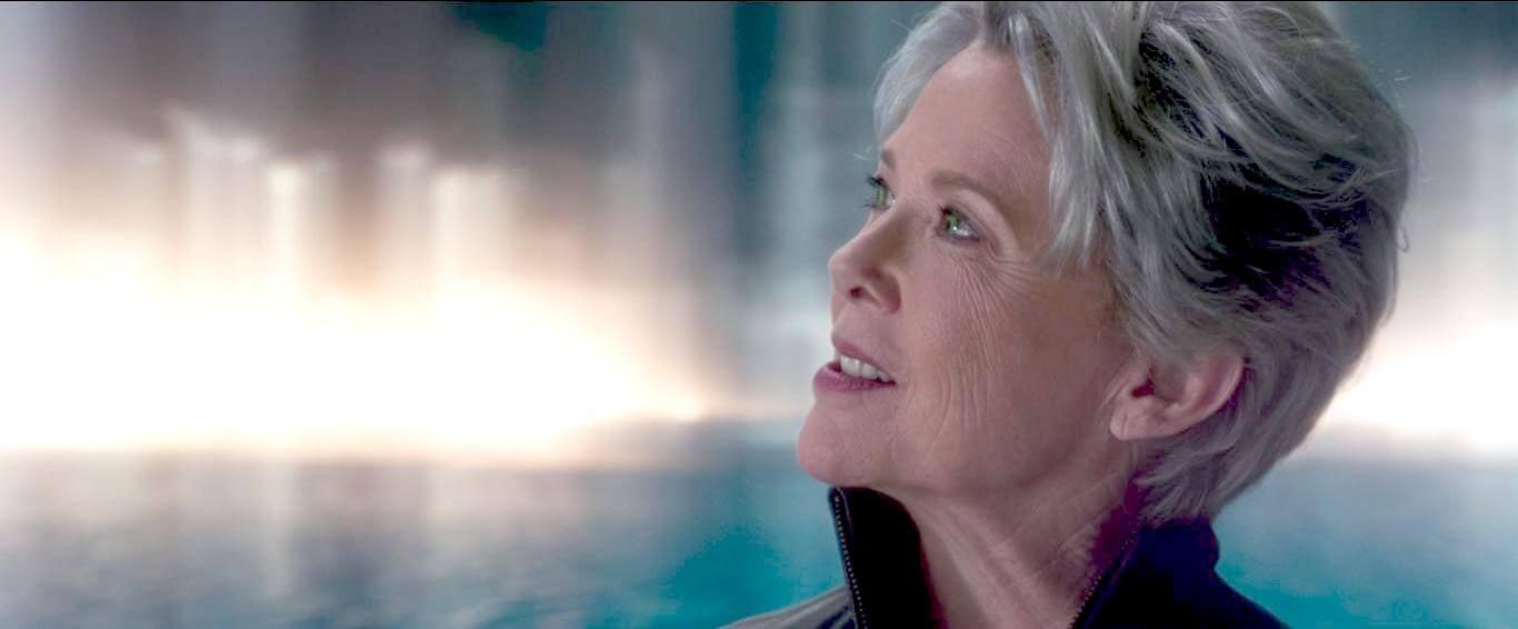 安妮特班寧在《驚奇隊長》片中,是主角卡蘿丹佛斯心目中仰慕的對象,克里人的「至高智慧」便以此形象現身。