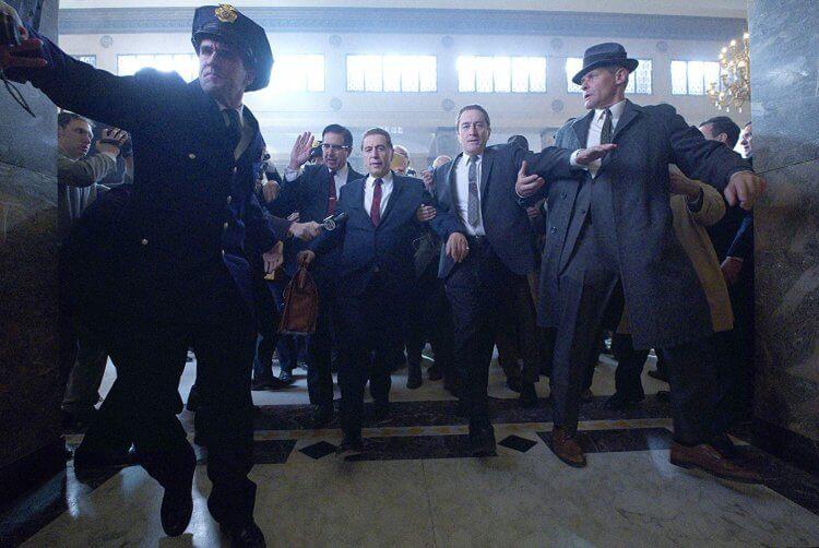 馬丁史柯西斯最新黑幫電影《愛爾蘭人》