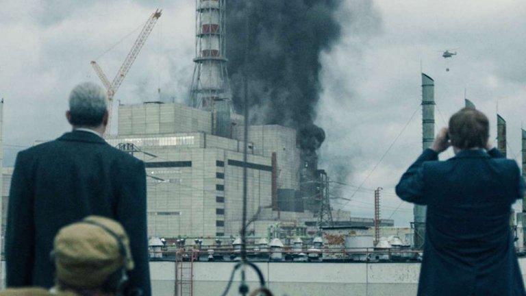 《核爆家園》(Chernobyl) 劇照。