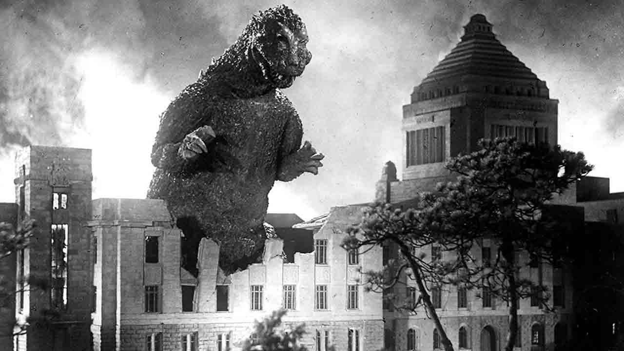 【專題】怪獸系列:哥吉拉 (四) 成功的怪獸片系列&特攝之神就此誕生