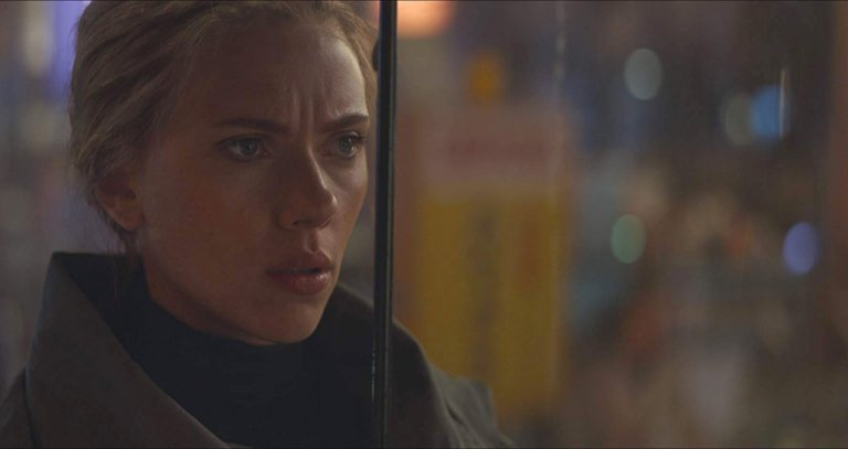 《復仇者聯盟:終局之戰》預告中的黑寡婦髮妝造型各有不同。