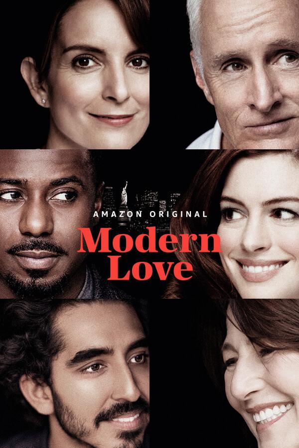 Amazon Prime Video 串流浪漫愛情影集《摩登情愛》大咖影星演出來自真實的讀者故事。