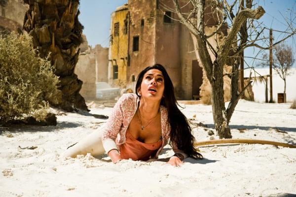 麥可貝 2009 年《變形金剛 2:復仇之戰》中的梅根,依舊性感不手軟。