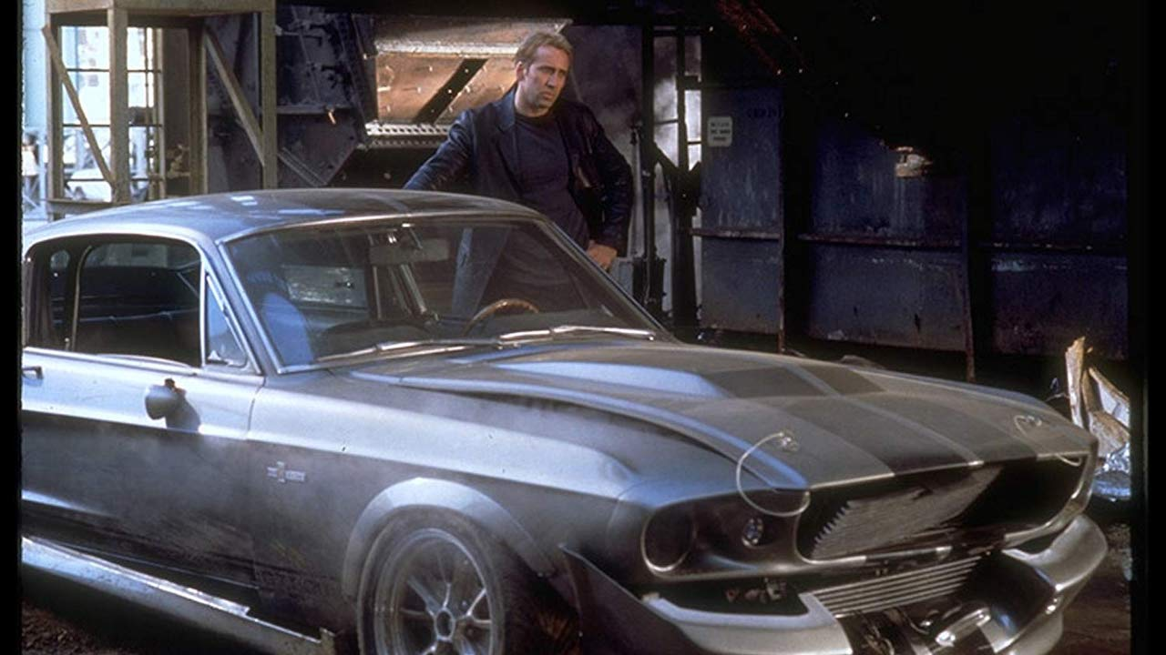 他不只愛車,他就是車 (完):當這台狂放的福特野馬伊蓮諾飛翔在空中首圖