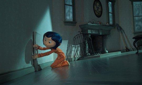 《第十四道門》(Coraline) 劇照。
