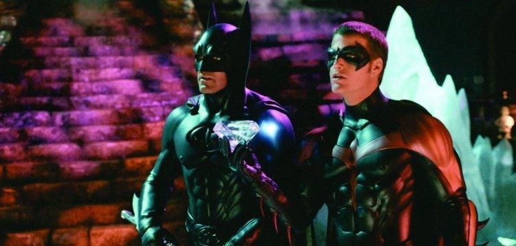 喬伊舒馬克執導的《蝙蝠俠》評價並不高。