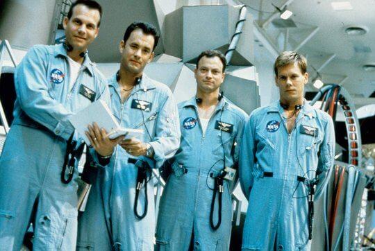 湯姆漢克斯的《歡迎光臨火星》提及月球登陸的故事