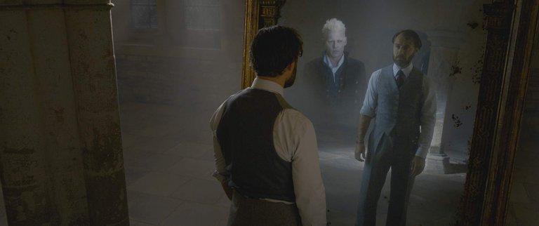 鄧不利多和葛林戴華德的關係,在《怪獸與葛林戴華德的罪行》 只稍稍帶過......