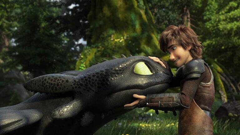 【影評】《馴龍高手 3》揪心感動的冒險歷程 : 小嗝嗝與沒牙 ─  關於寵物、好友與忠誠夥伴的故事
